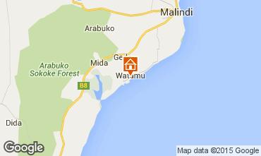 Mappa Malindi Villa  33970