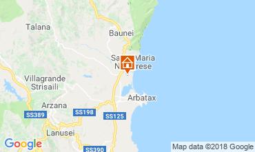 Mappa Lotzorai Villa  37184