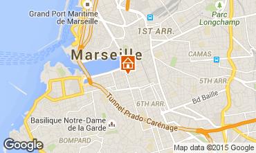 Mappa Marsiglia Monolocale 5953