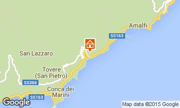 Mappa Amalfi Appartamento 99256