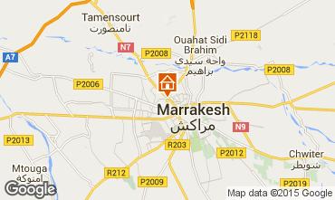 Mappa Marrakech Appartamento 94414