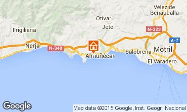 Mappa Almuñecar Appartamento 74354