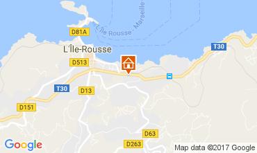 Mappa Isola Rossa Appartamento 86870