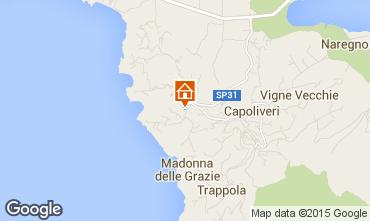 Mappa Capoliveri Appartamento 77736
