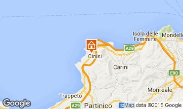 Mappa Terrasini Villa  72013