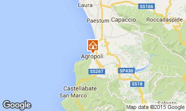 Mappa Agropoli Appartamento 34155