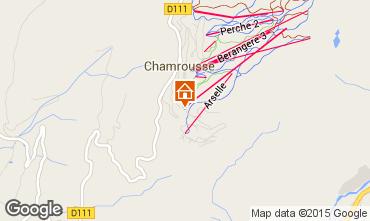 Mappa Chamrousse Appartamento 60559