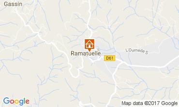 Mappa Ramatuelle Casa mobile 107839
