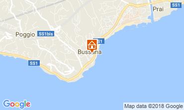Mappa Sanremo Appartamento 115833