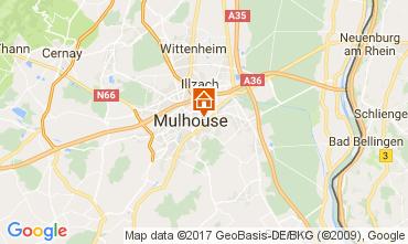 Mappa Mulhouse Appartamento 107705