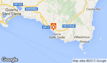 Mappa Geremeas Villa  66714