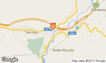 Mappa Tarvisio Appartamento 98946