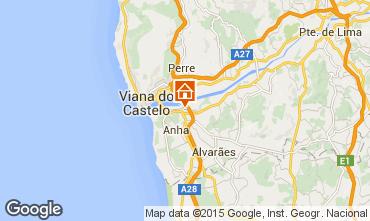 Mappa Viana Do castelo Agriturismo 58600
