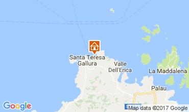 Mappa Santa Teresa di Gallura Appartamento 33793
