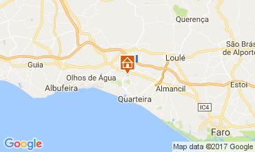 Mappa Vilamoura Villa  109457