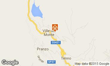 Mappa Riva del Garda Appartamento 71251