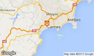 Mappa Cannes Appartamento 82546