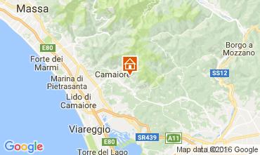 Mappa Camaiore Villa  107085