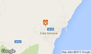 Mappa Cala Gonone Appartamento 90605