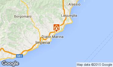 Mappa San Bartolomeo al Mare Appartamento 98755