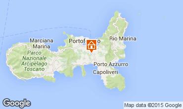 Mappa Portoferraio Monolocale 68655