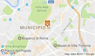 Mappa Roma Appartamento 109687