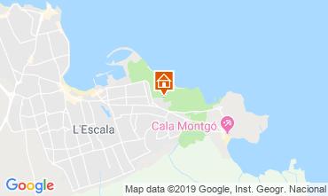 Mappa L'escala Appartamento 118670