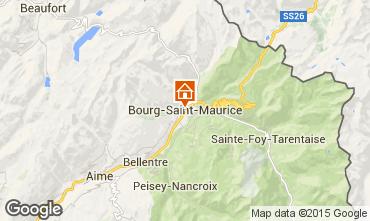Mappa Les Arcs Monolocale 211