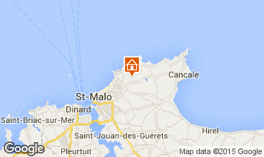 Mappa Saint Malo Casa 7562