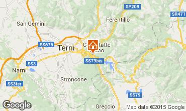 Mappa Terni Appartamento 79651