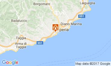 Mappa Imperia Villa  112392
