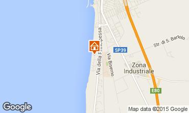 Mappa San Vincenzo Appartamento 63416