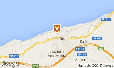Mappa Brolo Appartamento 87713