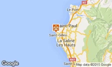Mappa Saint Gilles Casa 9879