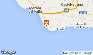 Mappa Tre Fontane Villa  100751