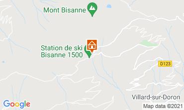 Mappa Les Saisies Appartamento 112846
