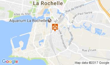 Mappa La Rochelle Monolocale 108987