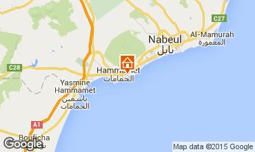 Mappa Hammamet Villa  64711