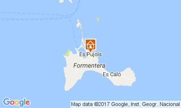 Mappa Es Pujols Monolocale 108479