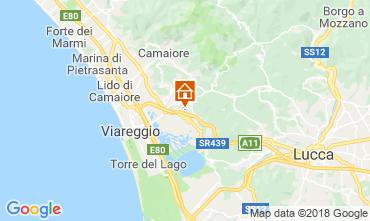 Mappa Massarosa Casa 108493
