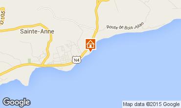 Mappa Sainte Anne (Guadalupa) Appartamento 14725