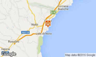 Mappa Avola Villa  75799
