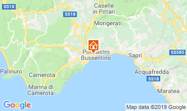Mappa Palinuro Appartamento 94990