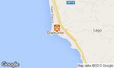 Mappa Diamante Appartamento 45418