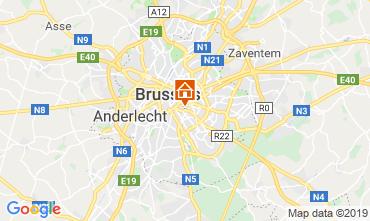 Mappa Bruxelles Appartamento 118000