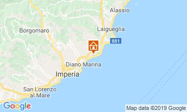 Mappa San Bartolomeo al Mare Appartamento 99692