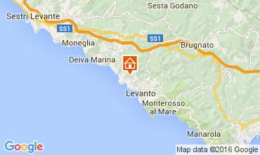 Mappa Bonassola Appartamento 78393