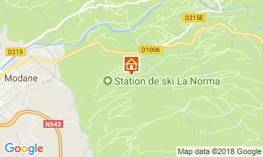 Mappa La Norma Appartamento 114563