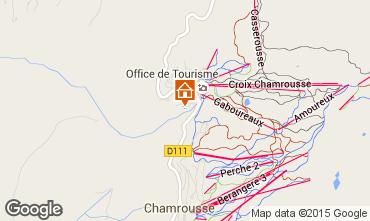 Mappa Chamrousse Monolocale 763