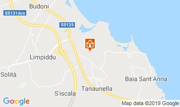 Mappa Budoni Appartamento 118796